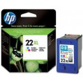 HP 22 Cartridge Colour XL Original
