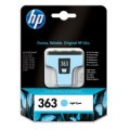 HP 363 Original Printer Cartridge Light Cyan