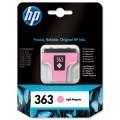 HP 363 Original Printer Cartridge Light Magenta